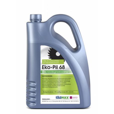 Olej do smarowania pił łańcuchowych 5 L Ekomax