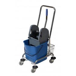Wózek jednowiadrowy 23 l z prasą