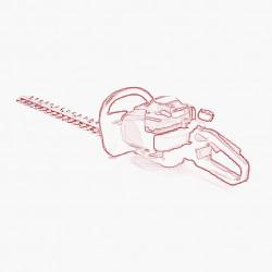 Zlecenie naprawy nożyc do żywopłotu Husqvarna