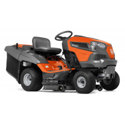 Traktor ogrodowy Husqvarna TC 238T + podkaszarka + ładowarka + akumulator GRATIS!!!