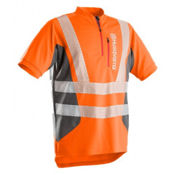 T-shirt high viz, Husqvarna Technical