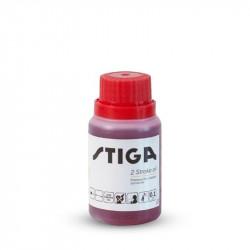 Olej do silników dwusuwowych Stiga 2T Czerwony 0,1L
