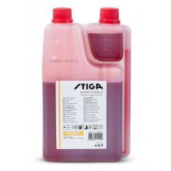 Olej do silników dwusuwowych Stiga 2T Czerwony 1L